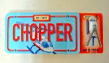 "Matchbox Superfast ""Chopper"" Kinderbuch mit Helicopter"