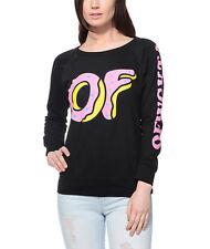 Odd Future OFWGKTA OF LOGO Girls Sweater Sweatshirt NWT 100% Authentic