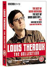 Louis Theroux Collection (DVD, 2007, 4-Disc Set, Box Set)