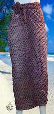 BEAUTIFUL PAREO | Sarong, Hawaii Pareo, Beach Cover-up, Scarf Shawl Wrap | S2007