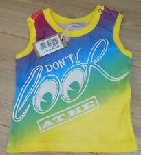 Diesel baby boy summer vest t-shirt  top size 3-6 m BNWT designer
