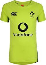 Canterbury Ireland Rugby RFU Junior Poly T-Shirt 2016/17, Size: 10 Years