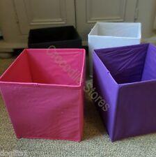 Folding Shelf Wardrobe Cupboard Storage Boxes Cubes CHOICE OF COLOUR