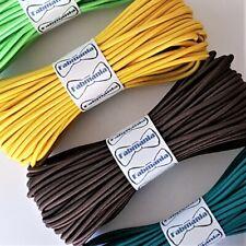 Round Elastic cord - stretch bungee cord  - 3 mm diameter