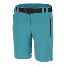 Función CMP pantalones wanderhosen Woman Long Pant azul oscuro elástico protección ultravioleta