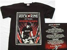 Rock am Ring - 2010 - Devoted To Rock - T-Shirt - Size S - Neu