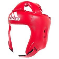 Casque de boxe Adidas Casque ouvert rouge Rouge 22981 - Neuf