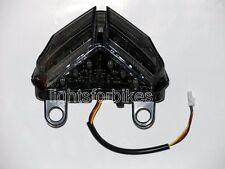 LED Rücklicht Heckleuchte schwarz Ducati 848 850 1098 1198 smoked taillight