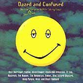 Dazed and Confused (CD Warner Bros) Foghat, Alice Cooper, War, Deep Purple, Kiss