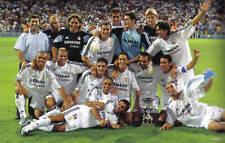 REAL MADRID FOOTBALL TEAM PHOTO>2003-04 SEASON