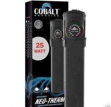 Cobalt Aquatic Neo Therm Submersible Aquarium Heater FREE SHIPPING 25 - 150 WATT