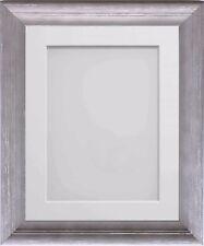 Frame company HUNTLEY gamme Gris colombe en bois cadres de Photo avec monture