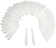 250 weiße SMARTNESS Spitzen 2ba, Super-Qualität, NEU Dartspitzen