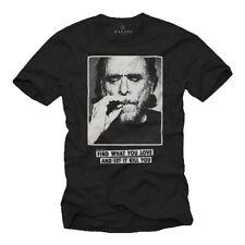 Herren T-Shirts mit lustigen Sprüchen Männer Aufdruck lustige Geschenke Funshirt