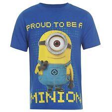 Minions Kinder T-Shirt Ich einfach unverbesserlich Despicable Me 110-140 shirt