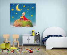 3D Der kleine Prinz 63 Fototapeten Wandbild BildTapete Familie AJSTORE DE
