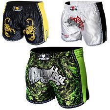 fox-fight MMA lutte Pantalon Shorts Muay Thai Kickboxing UFC arts martiaux