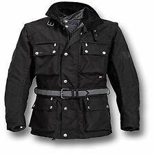 Newfacelook Mens Biker Motorbike Motorcycle Waterproof Jacket Textile Jacket