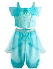 New Disney Store Princess Jasmine Aladdin Baby Toddler Girl Costume Dress Up
