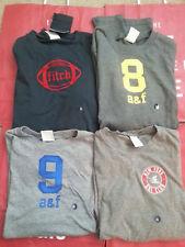 NWT Abercrombie Kid Boys Signature Icon Polo Shirt, Size S, M, L, XL