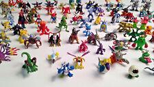 --MASSIVE DIGIMON LISTING-- Digimon Mini Figures Collection Bandai RARE