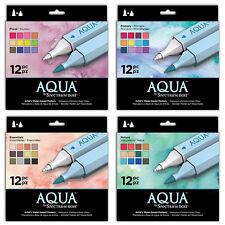 Espectro Noir AQUA-Marcador Acuarela Artista 12 conjuntos de pluma-todos los juegos disponibles