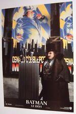 Batman Returns movie poster   # 3 - Penguin, Danny Devito, Batman poster