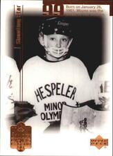 1999 Wayne Gretzky Living Legend Hockey - Your Choice *GOTBASEBALLCARDS