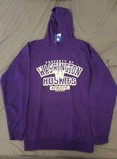 Purple Washington Huskies Hoodie --- New w/ Tags