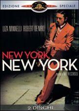 Film dvd NEW YORK NEW YORK (1977) Ed.speciale 2 dischi SIGILLATO RARO