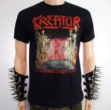Kreator (Terrible Uncertainty)  Band T-Shirt
