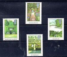 Gran bretaña Flora Jardines serie del año 1983 (AT-831)