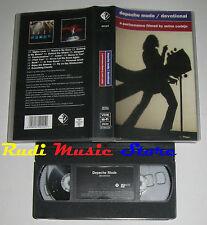 VHS DEPECHE MODE Devotional 1993 MUTE MF023 90 MINUTI no cd mc dvd lp(VM2)