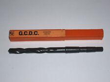 G.C.D.C  HSS MORSE TAPER SHANK CHIPBREAKER DRILL 10.5mm