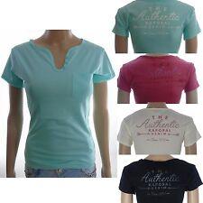 T shirt Kaporal femme manches courtes NUCK divers coloris Taille XS S M L XL