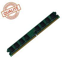 Barrette mémoire low profile 1GO DDR2 PC2-6400 Dimm 240PIN 667MHZ 8CHIP GB P9R