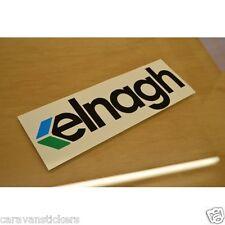 ELNAGH camping-car Nom Autocollant Décalque Graphique-Unique