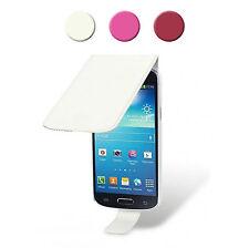 étui housse coque pour Samsung Galaxy S4 mini couleur au choix + stylet offert