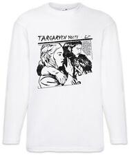 Targaryen Youth Herren Langarm T-Shirt Game of Fun Sonic Jon Thrones Youth Snow