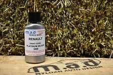 M. A. D Renault Platino Plata D69 Kit de Retoque Pintura 30ml Reparación