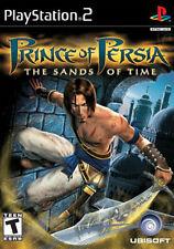 Prince OF PERSIA: sabbie del tempo per la Sony Playstation 2