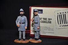 BRITAINS 17573 26TH NORTH CAROLINA BAND METAL TOY SOLDIER FIGURE SET 2