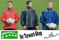 alpas Fussball Regenjacke / Allwetter-Jacke mit Kapuze in Top Qualität