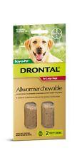 Drontal Dog 35KG Chewable