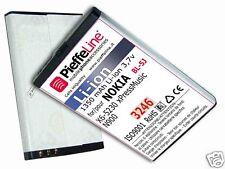 Batteria Li-ion 1350mAh per nokia X6 5230 xpressmusic N900