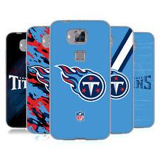 Logotipo oficial de la NFL Tennessee Titans caso De Gel Suave para TELÉFONOS HUAWEI 2