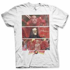 Officially Licensed Flash Gordon Vintage Photo Men's T-Shirt S-XXL Sizes