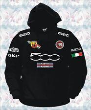 FELPA FIAT 500 MARTINI RACING ABARTH maglietta POLO ALFA ROMEO t-shirt maglia NE
