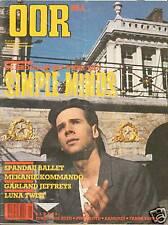 MAGAZINE OOR 1983 nr. 06 - RICHARD HELL/HANK WILLIAMS/MEKANIK KOMMANDO