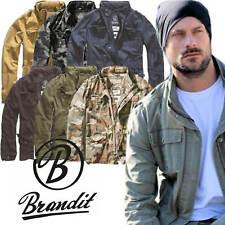 Brandit - Britannia Jacket Jacke Herren Feldjacke Used Look 3116
